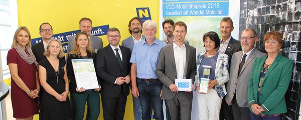 (Mobilitts)Schule Gloggnitz gewinnt VC Landespreis! | N